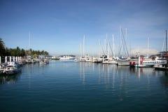 Pier, Sabah Stockfotos