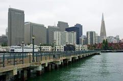 pier San francisco Zdjęcie Stock