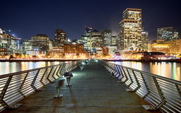 Pier 14 San Francisco Stockfoto