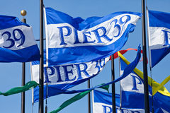 Pier 39, San Francisco, California Stock Photo