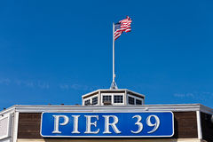 Pier 39, San Francisco, California Royalty Free Stock Photos