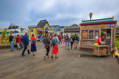 Pier 39 San Francisco Royalty Free Stock Images
