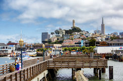 Pier 39 San Francisco Royalty Free Stock Photography