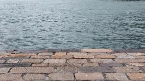 Pier Sea Italy lager videofilmer