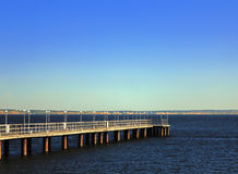 Pier Stock Photography