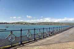 Pier at Swanage Royalty Free Stock Photography