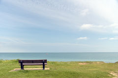Pier at Swanage Royalty Free Stock Images