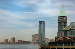 Pier A Tower, Battery Park, New York City Royalty Free Stock Photo
