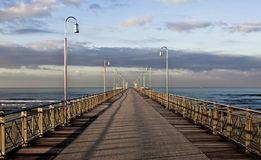 Pier Tuscany Royalty Free Stock Images