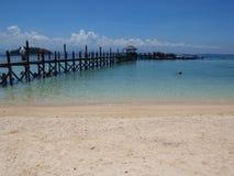 Pier von mamukit Stockbilder