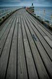pier whitby Fotografia Royalty Free