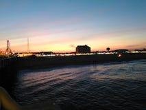 Pier Work Foto de Stock