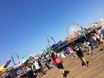 The Pier. Stock Photo