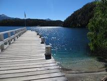Pierce на озере Стоковая Фотография RF