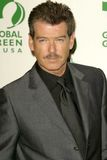 Pierce Brosnan Stock Photo