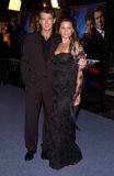 Pierce Brosnan,Keely Shaye Smith Royalty Free Stock Photo