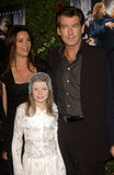 Pierce Brosnan,Sophie Vavasseur,Keely Shaye Smith Stock Photos
