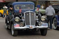 Pierce retro car Royalty Free Stock Image