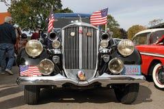 Pierce retro car Stock Images