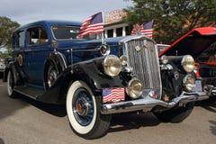 Pierce retro car Royalty Free Stock Photography