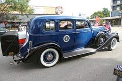 Pierce retro car Stock Photo