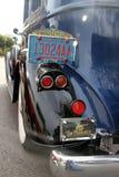 Pierce retro car Royalty Free Stock Photos