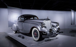1933 Pierce Silver Arrow Royalty-vrije Stock Foto