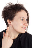 Piercing Royalty Free Stock Photography