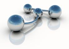 Piercing, Earing. Piercing Earing, beauty fashion, metallic earings Royalty Free Stock Image