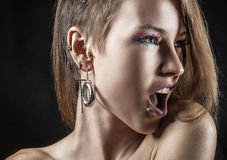 Piercings Stock Photography