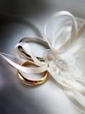 pierścionków target381_1_ Obraz Royalty Free
