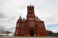 Pierhead building , Cardiff Royalty Free Stock Image