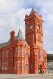 Pierhead building, Cardiff Stock Photography