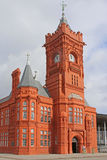 Pierhead building, Cardiff Stock Photo