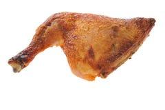 Pierna de pollo Imagenes de archivo