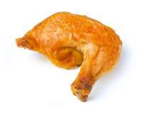 Pierna de pollo Imagen de archivo libre de regalías