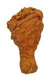Pierna de pollo frito Imagenes de archivo