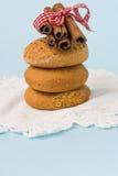 Piernikowi ciastka Obrazy Royalty Free