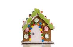 piernikowy dom obraz stock