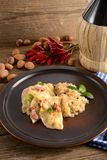 Pierogi.Polish  dish Royalty Free Stock Photography