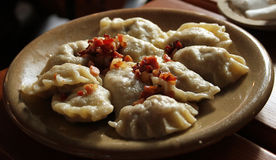 Pierogi Royalty Free Stock Image