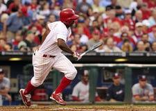 Pierre. Juan Pierre, outfielder, Philadelphia Phillies Royalty Free Stock Photo