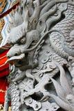 Pierre de dragon Image libre de droits