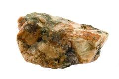 Pierre de granit Image libre de droits