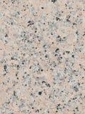 Pierre de granit avec de petites corrections photographie stock