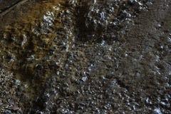 Pierre de l'eau de pierres de progression photographie stock