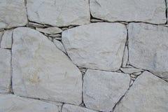 Pierre 3 de mur Images libres de droits