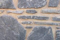 Pierre 4 de mur Photo libre de droits