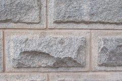 Pierre 7 de mur Image libre de droits