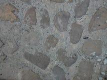 pierre et ciment Images stock